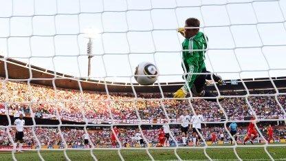 Drin oder nicht drin: nicht gegebenes Lampard-Tor bei der Fußball-WM 2010