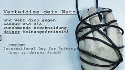 International Day for Privacy: Weltweite Proteste gegen Videoüberwachung am 23. Februar
