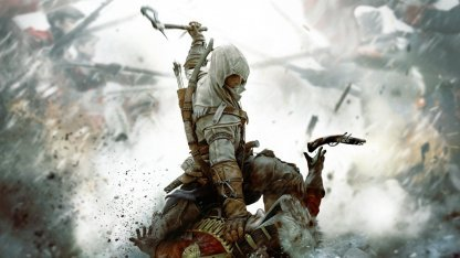 Artwork von Assassin's Creed 3