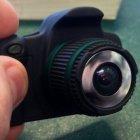 Indiegogo: Winzige Fisheye-Kamera als Schlüsselanhänger