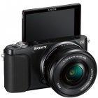 Sony: Kompakte Systemkamera NEX-3N wiegt 210 Gramm