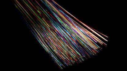 Glasfaser bei Versatel