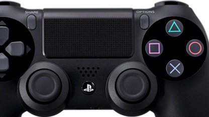 Dualshock 4 der Playstation 4