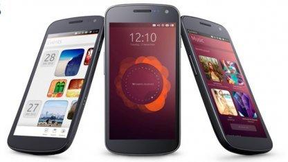 Ubuntu Touch nutzt bislang noch viel Android.