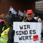Admins im öffentlichen Dienst: Streik beim IT-Dienstleister Dataport