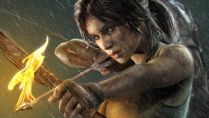 Artwork von Tomb Raider