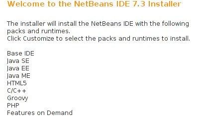 Netbeans 7.3 bringt eine Reihe von Änderungen für Entwickler von Webapplikationen mit.