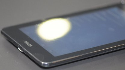Asus bringt 7-Zoll-Tablet Fonepad auf den Markt.