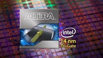 14-nm-FPGAs bald von Altera und Intel