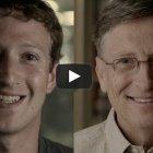 Video von Code.org: Zuckerberg und Gates ermuntern Kinder zum Programmieren