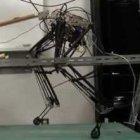 Pneupard: Vierbeiniger Roboter mit Luftantrieb