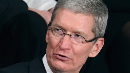 Tim Cook am 12. Februar 2013