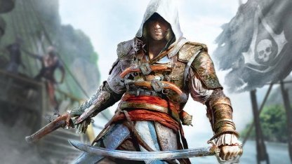 Artwork von Assassin's Creed 4