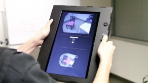 Lynx A: 3D-Tabletkamera mit Riesenbildschirm