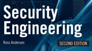 Security Engineering ist in der zweiten Auflage kostenlos verfügbar.