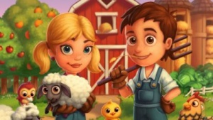Artwork von Farmville 2