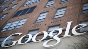 Google-Gebäude in New York im Januar 2013