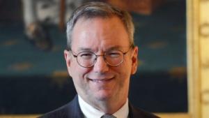 Google-Verwaltungsratsvorsitzender Eric Schmidt: Technik für die Erkennung von Videos