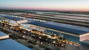 So soll der neue Google-Flughafen aussehen.