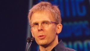 John Carmak auf der GDC 2010