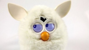 Furby in Weiß