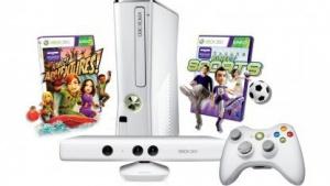 Xbox 360, Kinect und Spiele