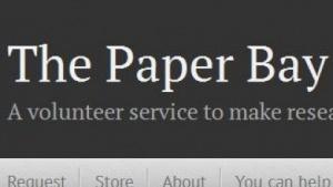 The Paper Bay: kein Grund für eine Entschädigung