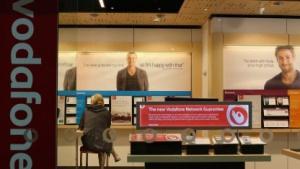 Vodafone-Geschäft
