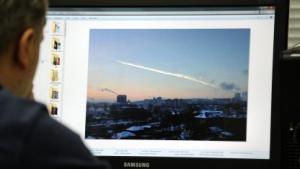 Virale Verbreitung: Meteorit schlägt im Netz ein
