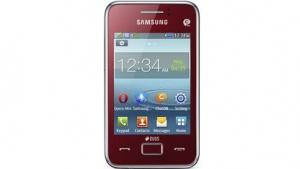 Handy: Samsungs Rex-Serie als Konkurrenz zu Nokias Asha-Modellen