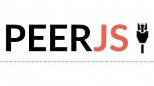 PeerJS soll WebRTc einfacher machen.