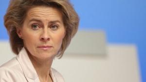 Ursula von der Leyen im Dezember 2012