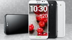 LG Optimus G Pro: Full-HD-Smartphone mit 13-Megapixel-Kamera