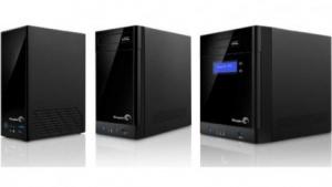 Zwei der drei neuen NAS-Systeme haben einen USM-Schacht.