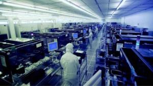 Infineons Chipfabrik in Villach
