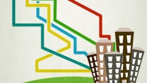 Ausschnitt aus einem Plakat für das 'Festival of Ideas for a New City' von civiccenter.cc