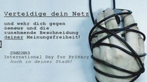 International Day for Privacy: Weltweite Proteste gegen Videoüberwachung am 23. Februar