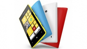 Nokia Lumia 520: Smartphone mit Windows Phone 8 für 200 Euro