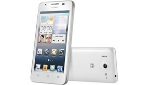 Huawei Ascend G510: Jelly-Bean-Smartphone mit 4,5-Zoll-Display für 220 Euro
