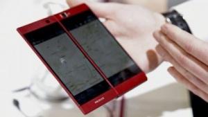 NEC hat auf dem MWC 2013 das Medias W N05-E vorgestellt.