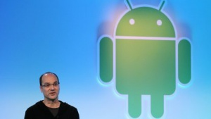 Android-Chef Andy Rubin (2011