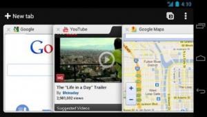 Chrome 25 für Android erschienen
