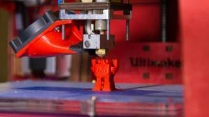 3D-Drucker Ultimaker: Die Revolution der 3D-Heimwerker muss noch warten.