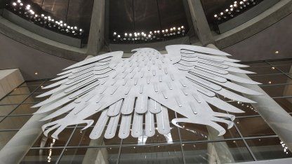 Der Deutsche Bundestag stimmte am 1. März 2013 dem Leistungsschutzrecht zu.