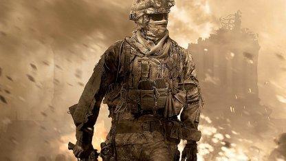 Artwork von Modern Warfare 2 - dem letzten Call of Duty mit West-Beteiligung