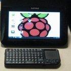 Selbstbauprojekt: Raspberry Pi als Mininotebook mit riesigem Akku