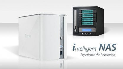 Neue NAS-Server mit Intels Atom CE5300