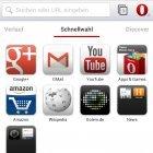 Browser: Opera für Android mit Webkit-Engine ist da