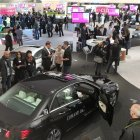Vernetzte Fahrzeuge: Telekom und BMW machen Autos zu WLAN-Hotspots