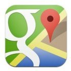 Kartensoftware: Google Maps für iOS mit Caféknopf